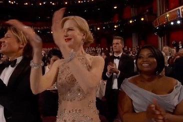 Και Το Oscar Για Το Πιο Κουλό Χειροκρότημα Πάει Στην…